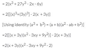 Selina Concise Mathematics Class 9 ICSE Solutions Factorisation 82