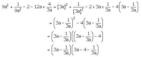 Selina Concise Mathematics Class 9 ICSE Solutions Factorisation 85