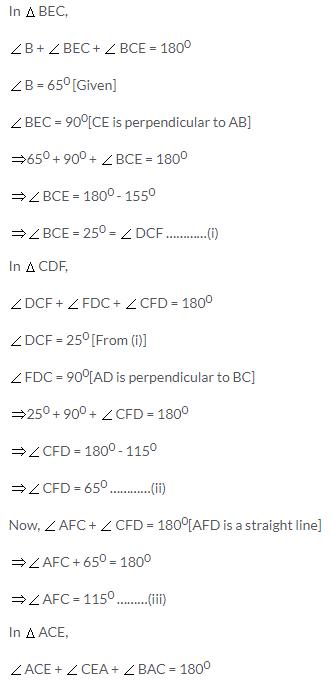 Selina Concise Mathematics Class 9 ICSE Solutions Inequalities 10
