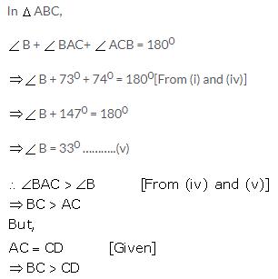 Selina Concise Mathematics Class 9 ICSE Solutions Inequalities 13