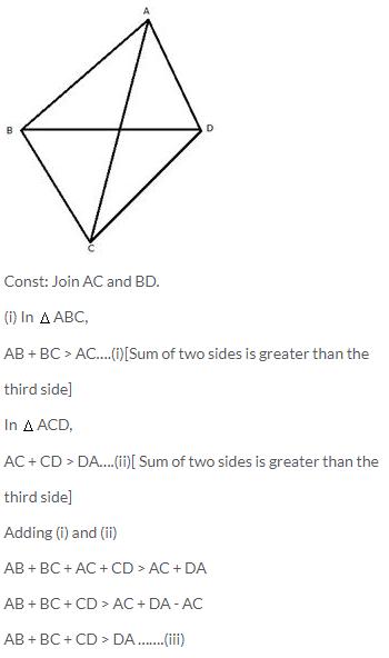 Selina Concise Mathematics Class 9 ICSE Solutions Inequalities 15