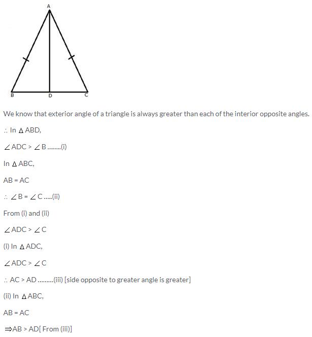 Selina Concise Mathematics Class 9 ICSE Solutions Inequalities 19