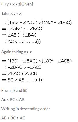 Selina Concise Mathematics Class 9 ICSE Solutions Inequalities 26