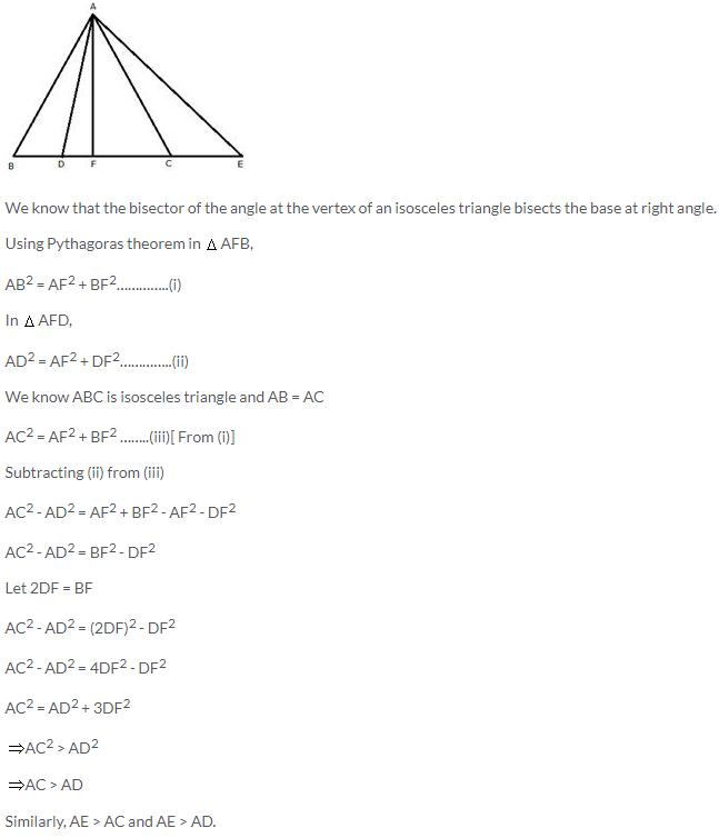 Selina Concise Mathematics Class 9 ICSE Solutions Inequalities 31