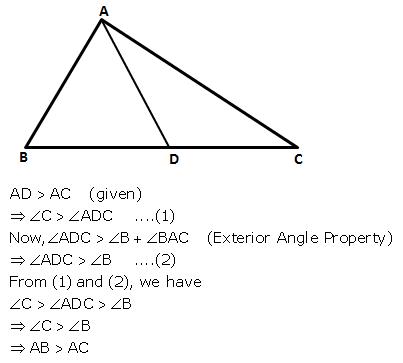 Selina Concise Mathematics Class 9 ICSE Solutions Inequalities 8
