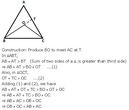 Selina Concise Mathematics Class 9 ICSE Solutions Inequalities 9