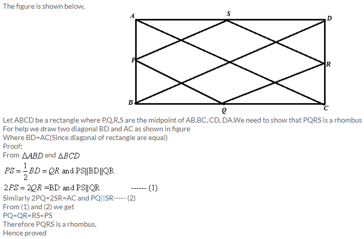 Selina Concise Mathematics Class 9 ICSE Solutions Mid-point and Its Converse [ Including Intercept Theorem] 2