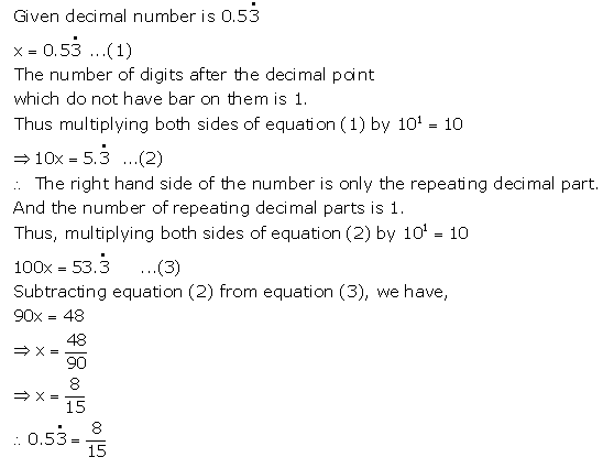 Selina Concise Mathematics Class 9 ICSE Solutions Rational and Irrational Numbers 13