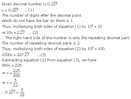 Selina Concise Mathematics Class 9 ICSE Solutions Rational and Irrational Numbers 14
