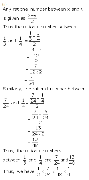 Selina Concise Mathematics Class 9 ICSE Solutions Rational and Irrational Numbers 2