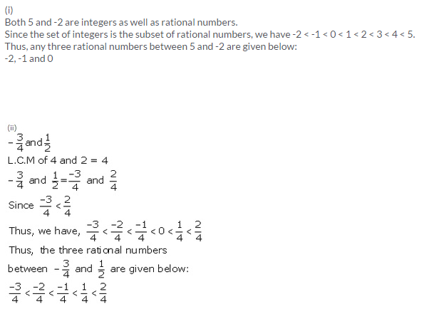 Selina Concise Mathematics Class 9 ICSE Solutions Rational and Irrational Numbers 3