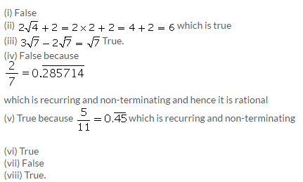 Selina Concise Mathematics Class 9 ICSE Solutions Rational and Irrational Numbers 32