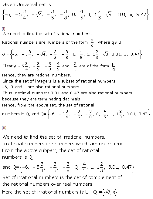 Selina Concise Mathematics Class 9 ICSE Solutions Rational and Irrational Numbers 33