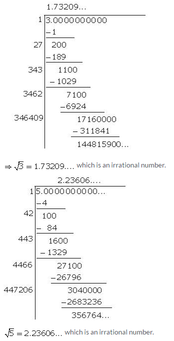Selina Concise Mathematics Class 9 ICSE Solutions Rational and Irrational Numbers 35