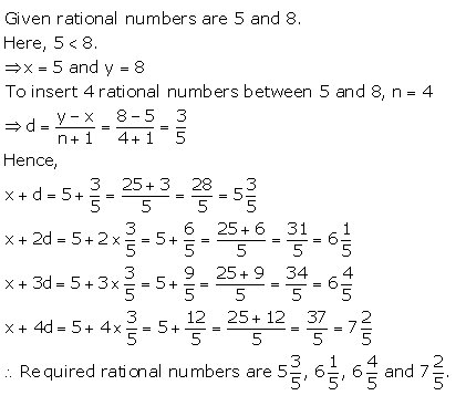 Selina Concise Mathematics Class 9 ICSE Solutions Rational and Irrational Numbers 4