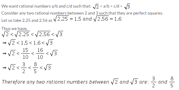 Selina Concise Mathematics Class 9 ICSE Solutions Rational and Irrational Numbers 48