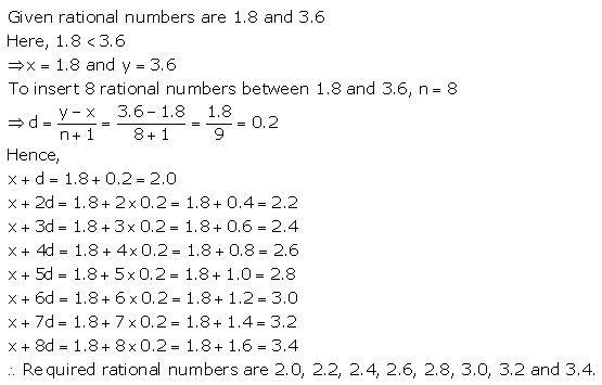 Selina Concise Mathematics Class 9 ICSE Solutions Rational and Irrational Numbers 8