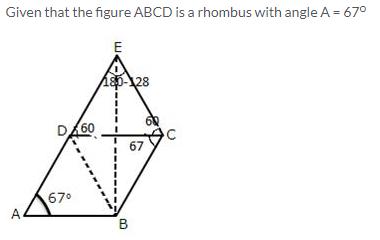 Selina Concise Mathematics Class 9 ICSE Solutions Rectilinear Figures [Quadrilaterals Parallelogram, Rectangle, Rhombus, Square and Trapezium] image - 23