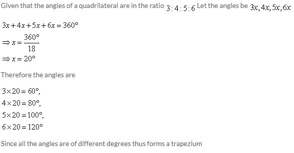 Selina Concise Mathematics Class 9 ICSE Solutions Rectilinear Figures [Quadrilaterals Parallelogram, Rectangle, Rhombus, Square and Trapezium] image - 26