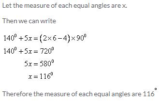 Selina Concise Mathematics Class 9 ICSE Solutions Rectilinear Figures [Quadrilaterals Parallelogram, Rectangle, Rhombus, Square and Trapezium] image - 3