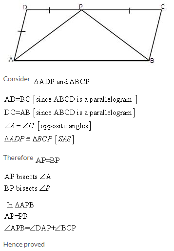Selina Concise Mathematics Class 9 ICSE Solutions Rectilinear Figures [Quadrilaterals Parallelogram, Rectangle, Rhombus, Square and Trapezium] image - 40