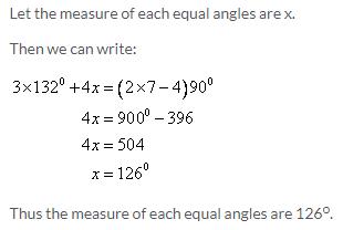 Selina Concise Mathematics Class 9 ICSE Solutions Rectilinear Figures [Quadrilaterals Parallelogram, Rectangle, Rhombus, Square and Trapezium] image - 5