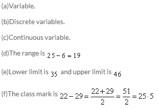 Selina Concise Mathematics Class 9 ICSE Solutions Statistics image - 3