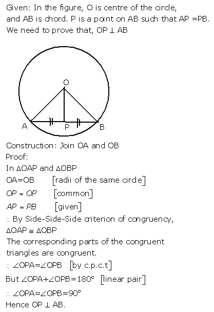 Selina Concise Mathematics Class 9 ICSE Solutions Triangles [Congruency in Triangles] 5