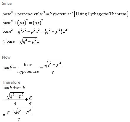 Selina Concise Mathematics Class 9 ICSE Solutions Trigonometrical Ratios image - 23