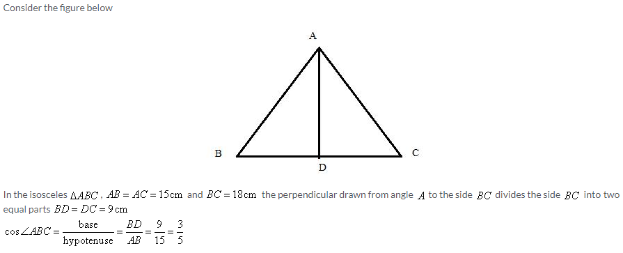 Selina Concise Mathematics Class 9 ICSE Solutions Trigonometrical Ratios image - 43