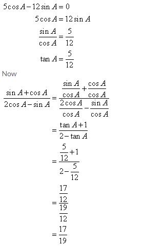 Selina Concise Mathematics Class 9 ICSE Solutions Trigonometrical Ratios image - 57