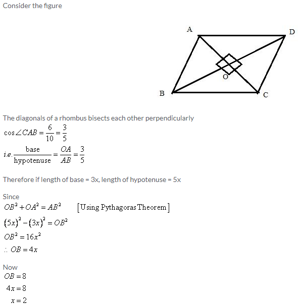 Selina Concise Mathematics Class 9 ICSE Solutions Trigonometrical Ratios image - 63