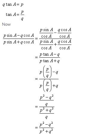 Selina Concise Mathematics Class 9 ICSE Solutions Trigonometrical Ratios image - 69