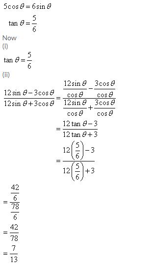 Selina Concise Mathematics Class 9 ICSE Solutions Trigonometrical Ratios image - 83