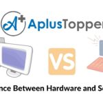 What are The Differences between Hardware and Software