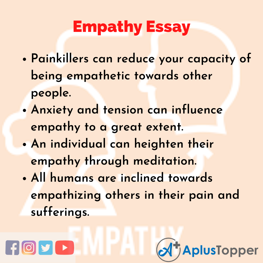 Essay about Empathy